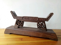 High Quality Wooden Stands / Engravd Dragon / Display Holder For Japanese Katana / Chinese Swords