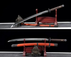 Chinese Sword | Qing Dynasty  Dao | Very Sharp Edge | Spring Steel Blade | Broadsword| Real Cut